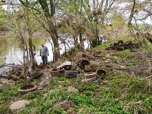 Central Jersey Stream Team, May 4, 2014 (photo by Tom Ostrand)