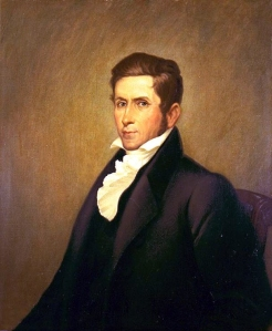 Mahlon Dickerson (1770-1853) Morris County native; New Jersey Governor and Senator.